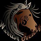 Warrior Society (Horse) by MelvinWarEagle