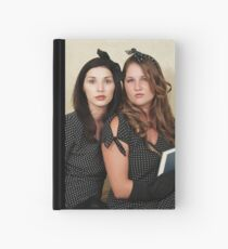 Vintage Girls Hardcover Journal
