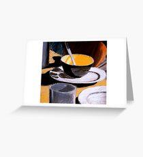 Tee Loeffel Greeting Card