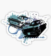 No Skool like the Old Skool Sticker
