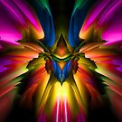 ABSTRACT flower by haroulita