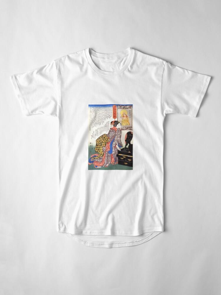 Alternate view of Secrets of beauty Long T-Shirt