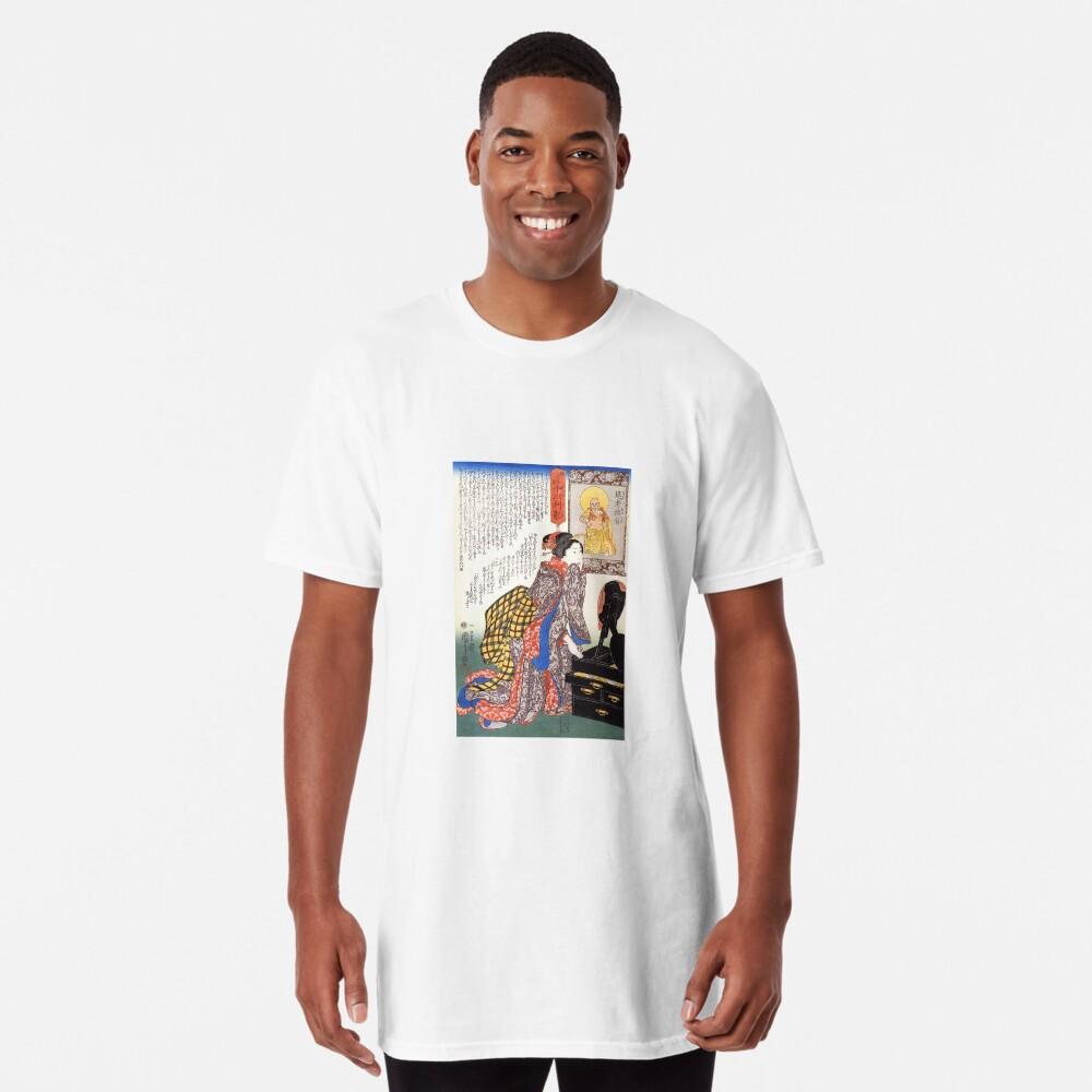 Secrets of beauty Long T-Shirt