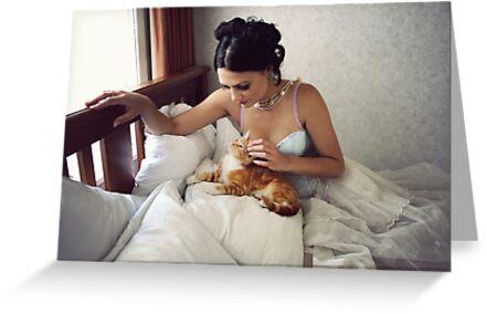 Pat the cat by Cathleen Tarawhiti