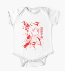 Spirited Ink Scroll Chihiro Kids Clothes