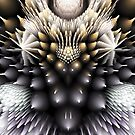 abstract pop up ice by haroulita