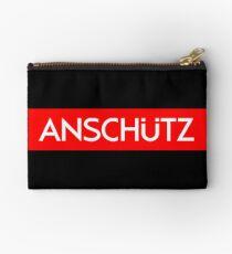 Anschütz logo apparel (clothing) Zipper Pouch
