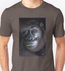 Gorilla beringei beringei Unisex T-Shirt