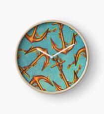 Dicky Bow - Anchors Clock