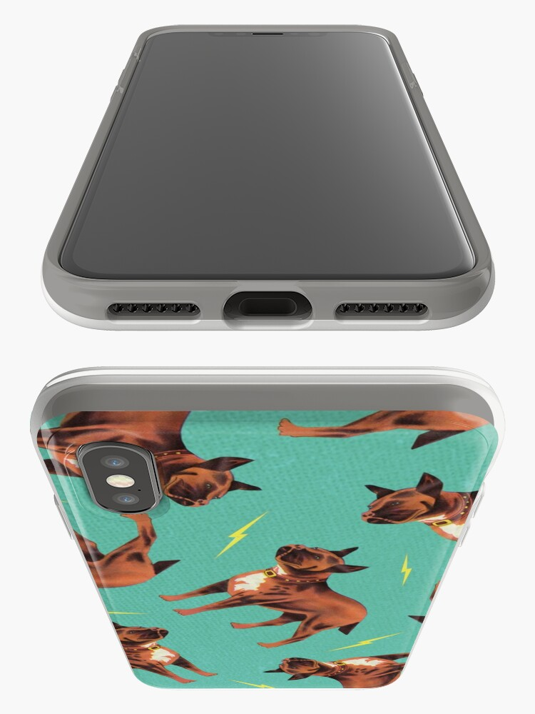 Alternate view of Dicky Bow - Bruno iPhone Case & Cover