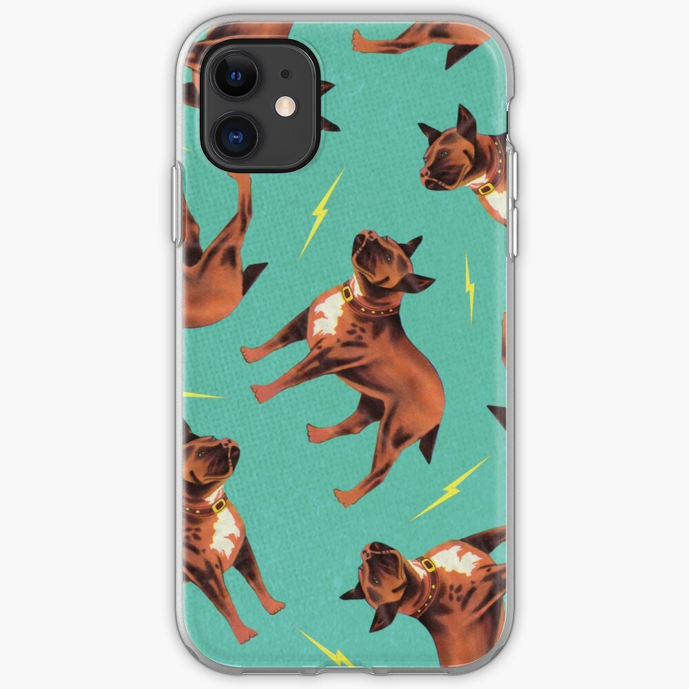 Dicky Bow - Bruno iPhone Soft Case