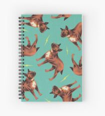 Dicky Bow - Bruno Spiral Notebook