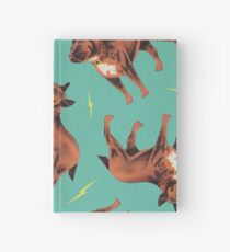 Dicky Bow - Bruno Hardcover Journal