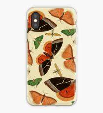 Vintage Butterflies iPhone Case