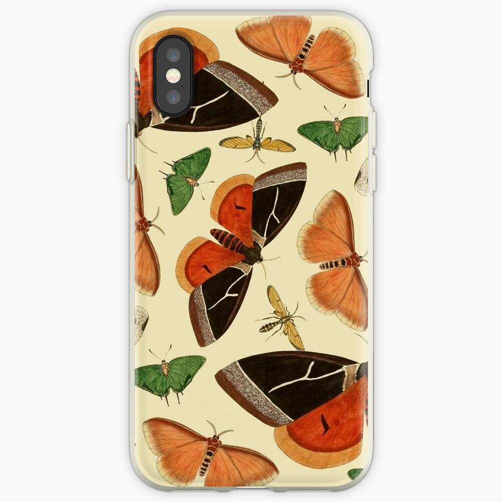 Vintage Butterflies iPhone Case & Cover