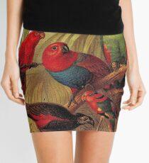 Parrots in the Jungle Mini Skirt