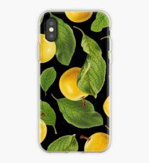 Botanical Vintage Fruit iPhone Case