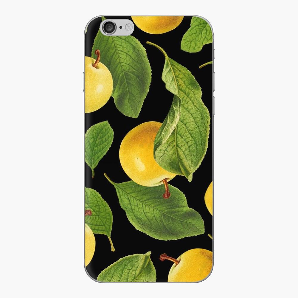 Botanical Vintage Fruit iPhone Skin