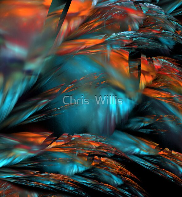 Fire & Ice by Chris  Willis