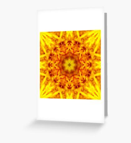 Pollen Dream Greeting Card