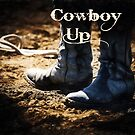 Cowboy Up by Betty MacRae