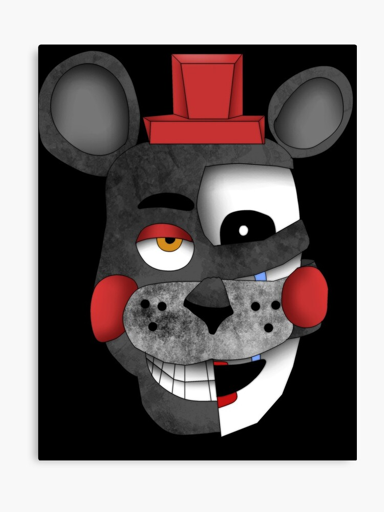 Lefty From FNAF | Canvas Print