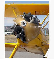 Aero-Engine Poster