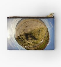 Lisfannon Beach, Fahan, County Donegal, Sky Out Studio Pouch