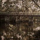 Railway bridge 3 by pennyswork