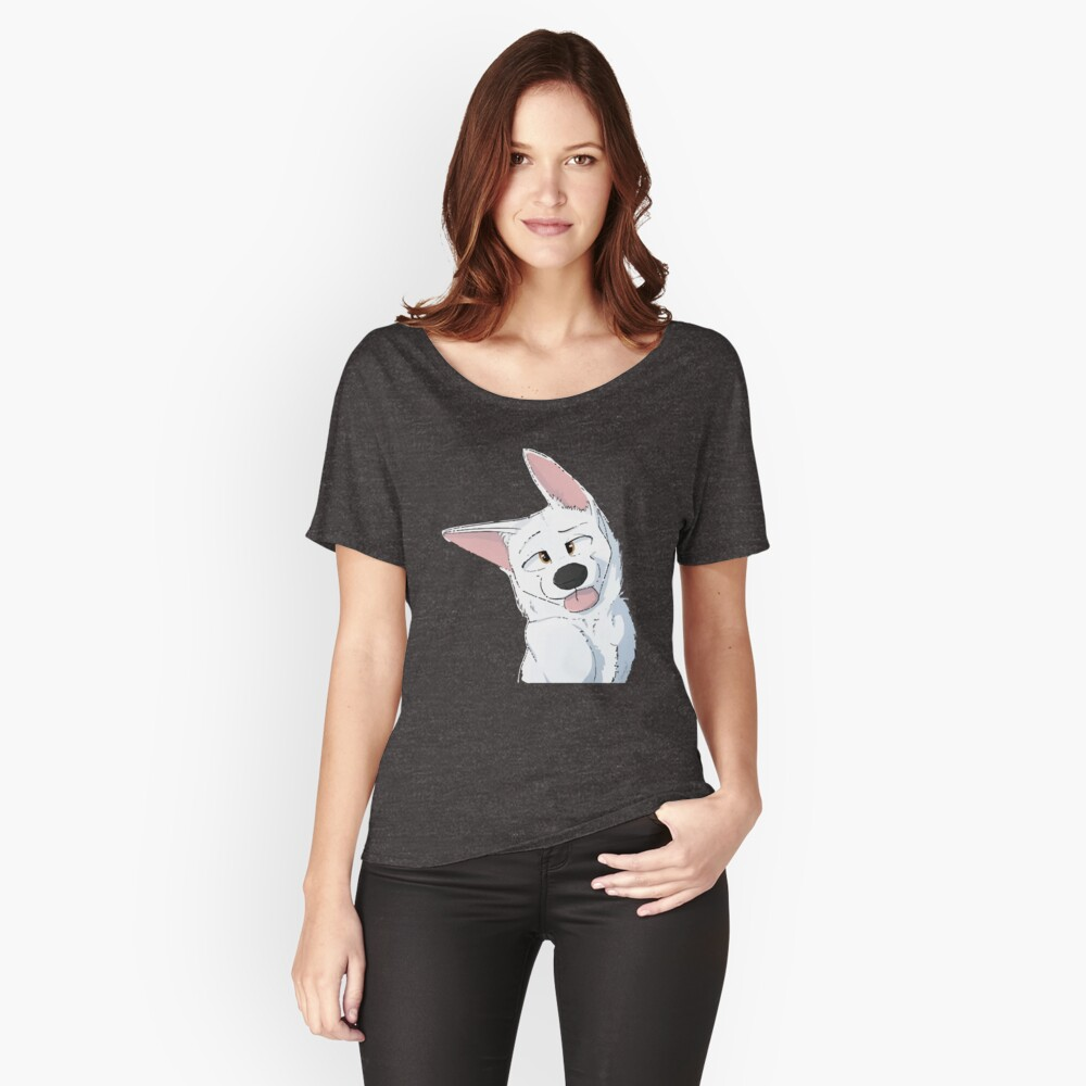 ★ puppy Women's Relaxed Fit T-Shirt Front