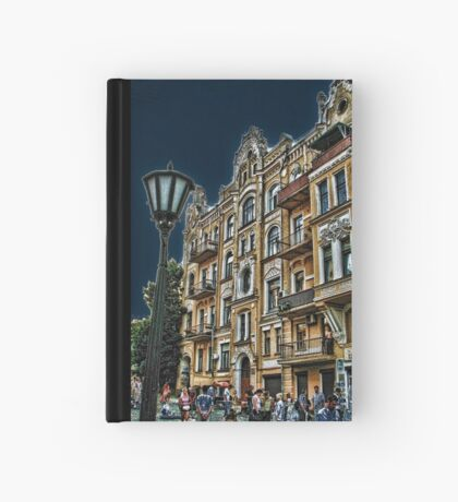 Kiev, Andreevsky Spusk Hardcover Journal