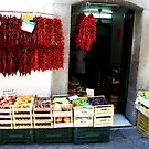 Store in Amalfi by Christine  Wilson