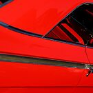 Red With Chrome by artisandelimage