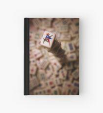 Mahjong tiles Hardcover Journal