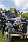 Classic Austin Car by David Carton