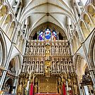 Southwark Cathedral 2 by John Velocci