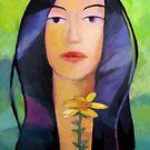 Spring Woman by Lutz Baar