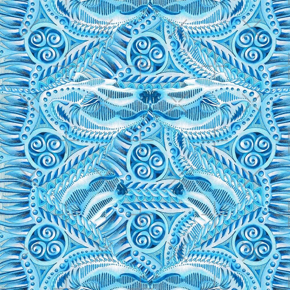 Polar Bear Pattern by Free-Spirit-Meg