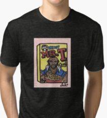 Mr. T Cereal Tri-blend T-Shirt