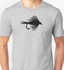 Simply Fly  - Fly Fishing T-shirt Slim Fit T-Shirt