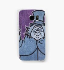 Phineas - Hitchhiking Ghost - The Haunted Mansion Samsung Galaxy Case/Skin
