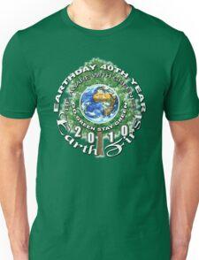 earthday be aware Unisex T-Shirt
