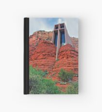 The Chapel of the Holy Cross Hardcover Journal