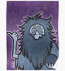 Gus - Hitchhiking Ghost - The Haunted Mansion Poster