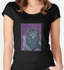 Gus - Hitchhiking Ghost - The Haunted Mansion Women's Fitted Scoop T-Shirt