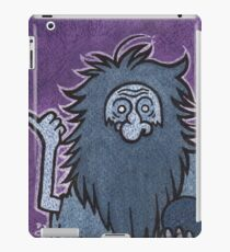 Gus - Hitchhiking Ghost - The Haunted Mansion iPad Case/Skin