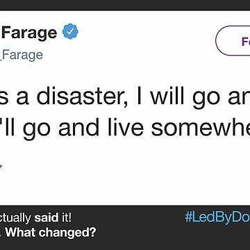 Led By Donkeys 8 - Farage Live Somewhere Else de jpearson980