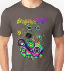 the brains music cells T-Shirt