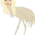Dee Is A Bird by Shayli Kipnis