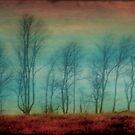 Treeline # 2 by Debra Fedchin
